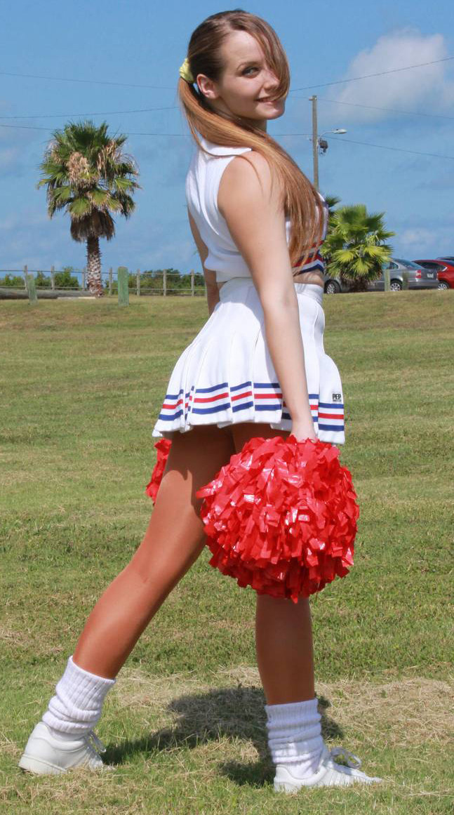 bailey knox cheerleader
