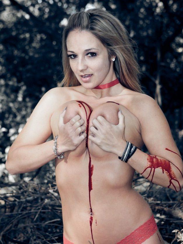 Nikki Sims Halloween Update