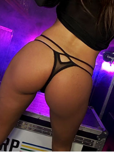 Sexy ass in VR